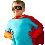 GameFace image-kid in cape