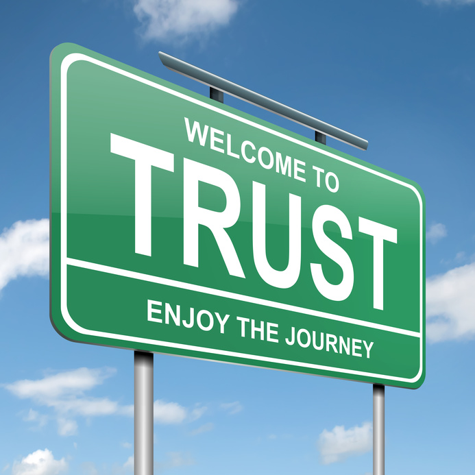 How Mistakes Can Build Trust
